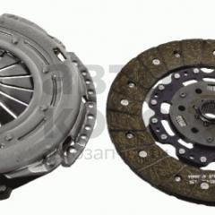Комплект сцепления Sachs 3000 970 004 VW Caddy Jetta Skoda Octavia Superb