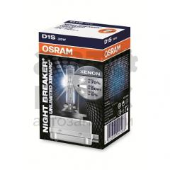 Лампа ксеноновая Osram OS 66140 XNB ХЕNARC NIGHT BREAKER D1S 85V 35W PK32D-2