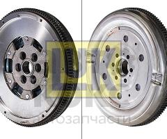 Маховик LUK 415 0431 10 VW Caddy Golf Passat Skoda Superb Yeti