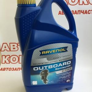 масло равенол для подвесных моторов